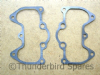 Gaskets, Rocker Box, Pair, Triumph T120, TR6, 6T Alloy Head 1956-1962, 70-3552, wire reinforced
